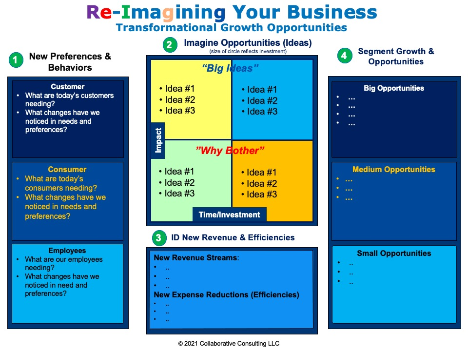 Re-Imagining Your Business: Transformational Growth Opportunities